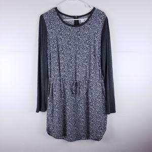 Lou & Grey Long Sleeve Dress Size Medium